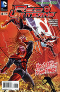 Red Lanterns Vol 1 8