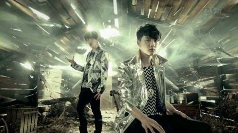 EXO-K WHAT IS LOVE Music Video (Korean Ver