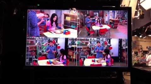 ICarly-Victorious Crossover Footage!