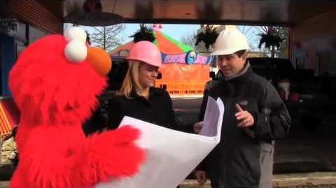 Elmo's Cloud Chaser