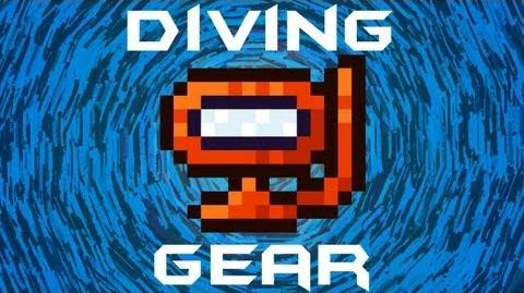 Diving Gear Terraria HERO