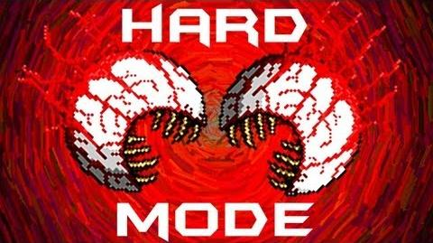 How to enable Hard Mode in Terraria HERO