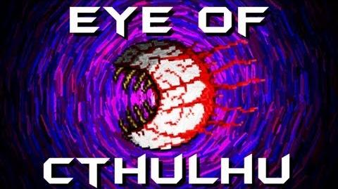 Terraria - Eye of Cthulhu