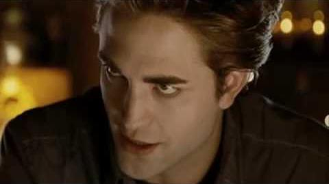 Edward Cullen Meets Buffy Summers
