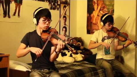 It Will Rain - Bruno Mars - Jun Sung Ahn Violin Cover