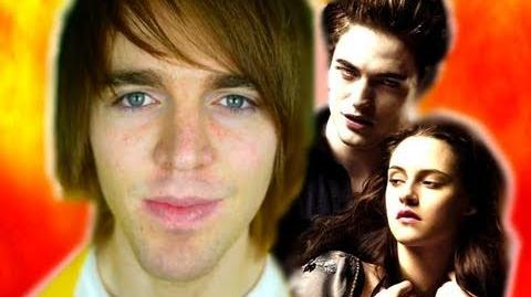 Shane Dawson Breaking Dawn Spoof