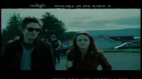 Twilight DVD Commercial