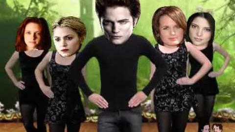 Twilight Riverdance..
