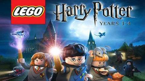 Lego Harry Potter Years 1-4 Goblet of Fire Trailer