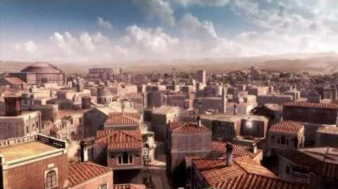 Assassin's Creed Brotherhood Rome Vignette