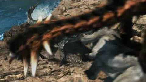 Monster Hunter 3 (tri~) Opening Movie