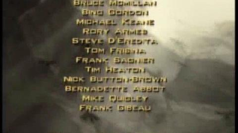Batman Begins - End Credits