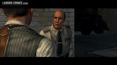 Hung Out to Dry - Street Crime - L.A. Noire