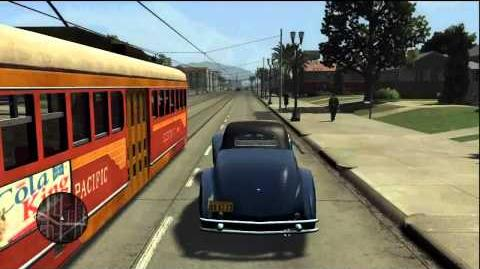 L.A. Noire - Fastest Car In The Game (Duesenberg Walker Coupe)