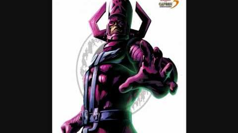 Galactus Theme Marvel vs. Capcom 3
