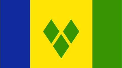 NATIONAL ANTHEM OF SAINT VICENT AND THE GRENADINES