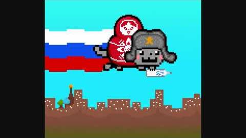Russian Nyan Cat Original