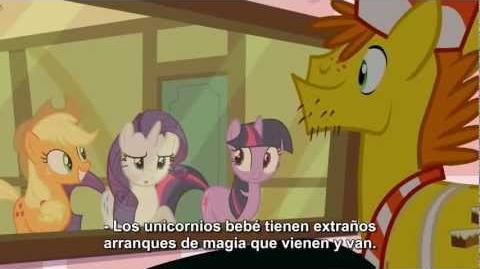 My Little Pony Friendship is Magic 39 T2 Sub Español