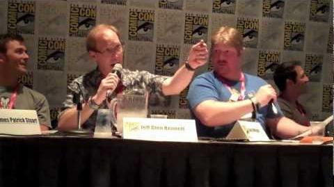 Jeff Bennett and John DiMaggio - The Bus Called Graveyard Eight
