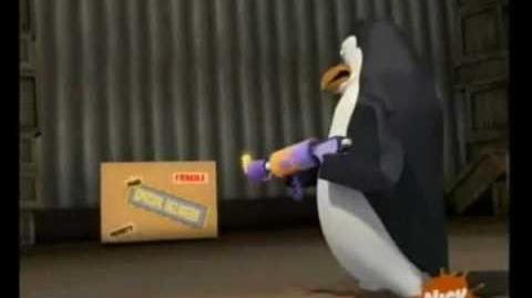 Madagascar Penguins - In The Army Now