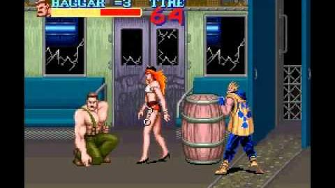 Final Fight (japanese version)