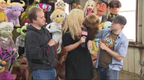 Puppet Up! - Appearance on KTLA 3