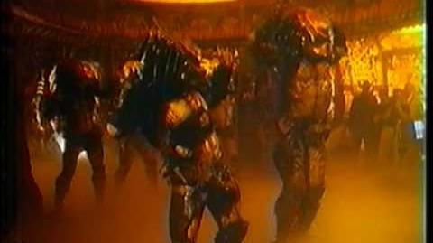 Predators dancing Locking Predator (Locker Lionel Douglass aka Big D.
