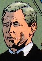 George W. Bush (Earth-1610) from Ultimates Vol 1 3
