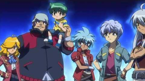 Metal Fight Beyblade Prologue 4