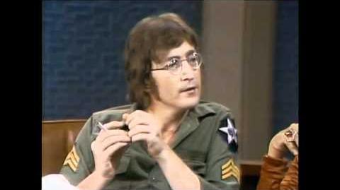 John Lennon Dick Cavett 58