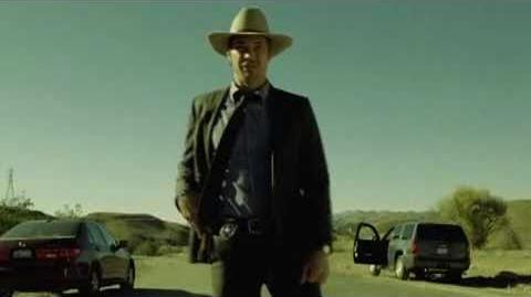 Justified Season 2 Teaser Trailer