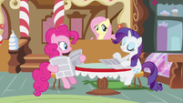Rarity everpony please S2E23