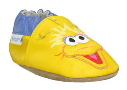Step 1 robeez soft soles 3d big bird