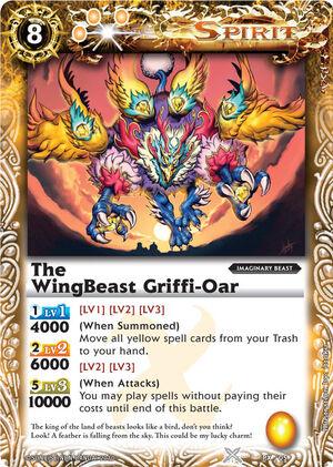 Battle spirits Promo set 300px-Griffi-oar2