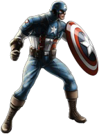 Captain America-WWII