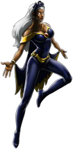 x 23 marvel avengers alliance  Storm-Mod...
