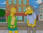 Krabappel and moe
