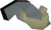 Third-age mage hat detail