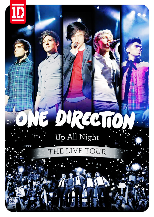 One Direction Up All Night The Live Tour 2012
