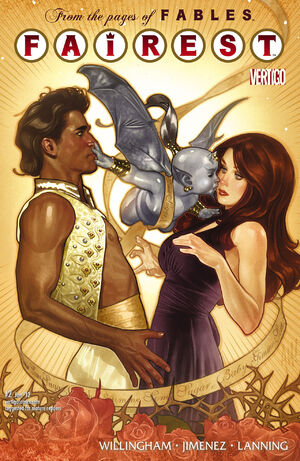 Cover for Fairest #2