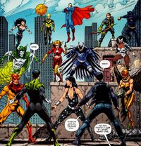 Crime Society Earth-3 004