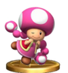 Toadette trophy