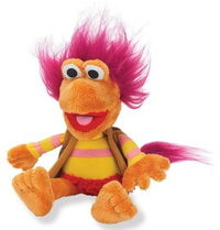Bobblehead gobo fraggle