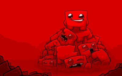 Super meat boy 2 5 wallpaper by andyofcomixinc-d33omkm