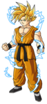 Teen goten ssj2 by db own universe arts-d3efq22
