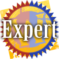 WoWWiki Expert badge