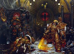 Emperor VS Horus