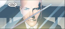 Smallville season11 Lex