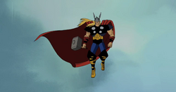 Avengers Earth's Mightiest Heroes Thor