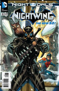 Nightwing Vol 3-8 Cover-1